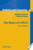 The Basics of S-PLUS